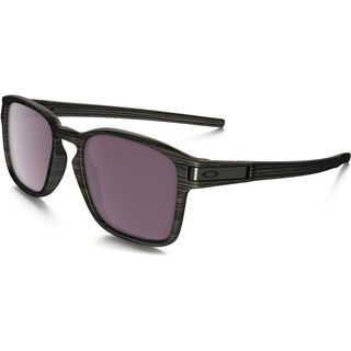 Oakley Latch Square Prizm Daily Polarized Woodgrain Collection - Sonnenbrille