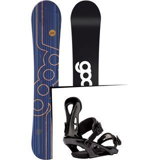 Set: goodboards Apikal 2017 + Ride LX (1487191S)