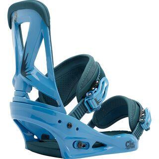 Burton Custom 2016, Blue Denim - Snowboardbindung
