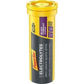 PowerBar 5 Electrolytes - Black Currant - Brausetabletten