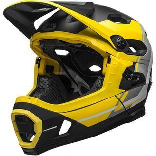 Bell Super DH MIPS, yellow/silver/black - Fahrradhelm