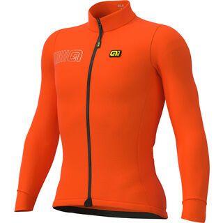 Ale Color Block Jersey, fluo-orange - Radtrikot