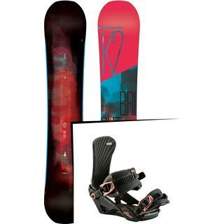 Set: K2 Bright Lite 2017 + Nitro Poison (1691171S)