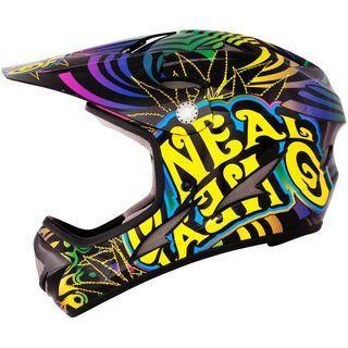 ONeal Backflip Fidlock DH Helmet Evo Psychedelic - Fahrradhelm