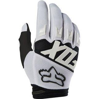 Fox Youth Dirtpaw Race Glove, white - Fahrradhandschuhe