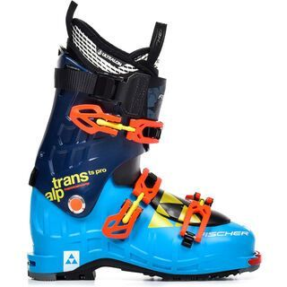 Fischer Transalp TS Pro, blue black - Skiboots