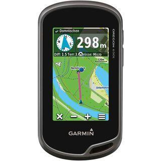 *** 2. Wahl *** Garmin Oregon 650 t - GPS-Gerät |