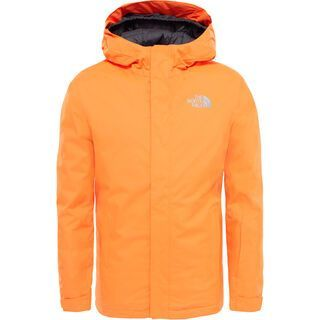 The North Face Youth Snow Quest Jacket, orange - Skijacke