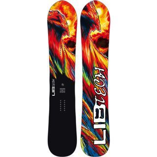 Lib Tech Attack Banana Wide 2018 - Snowboard