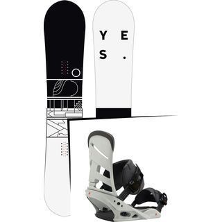 Set: Yes Jackpot 2017 + Burton Mission (1712876S)
