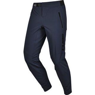 Cube Edge Baggy Pants blue