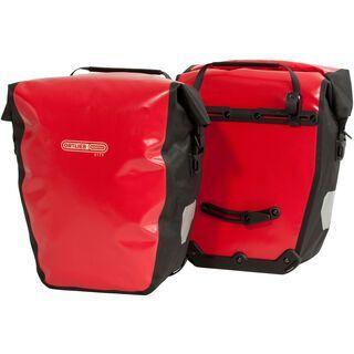 Ortlieb Back-Roller City (Paar), rot-schwarz - Fahrradtasche