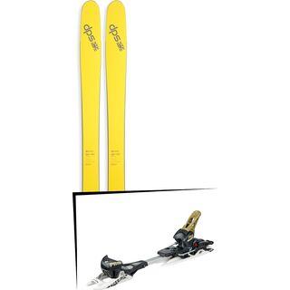 Set: DPS Skis Wailer 112 2017 + Fritschi Diamir Freeride Pro (1963304)