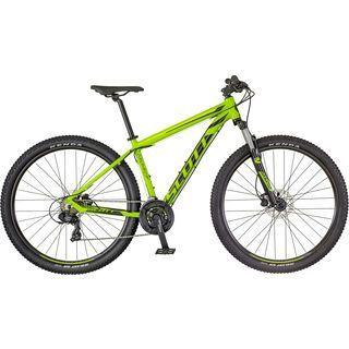 Scott Aspect 760 2018, green/yellow - Mountainbike