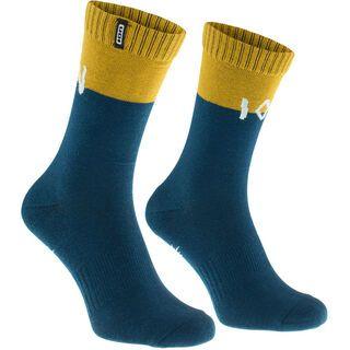 ION Socks Scrub, ocean blue - Radsocken