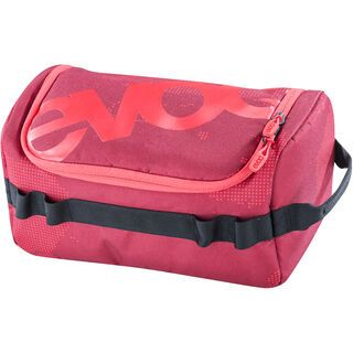 Evoc Wash Bag, red ruby - Kulturbeutel