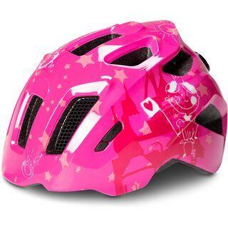 Cube Helm Fink, pink - Fahrradhelm