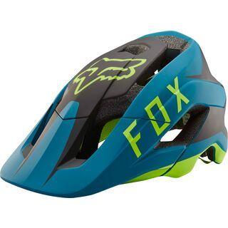 Fox Metah Flow Helmet, teal - Fahrradhelm