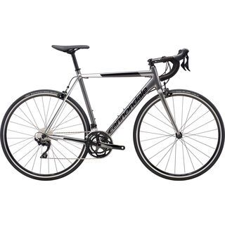 Cannondale CAAD Optimo 105 2019, charcoal gray - Rennrad