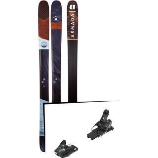 Set: Armada Tracer 108 2019 + Salomon STH2 WTR 13 black/dark grey