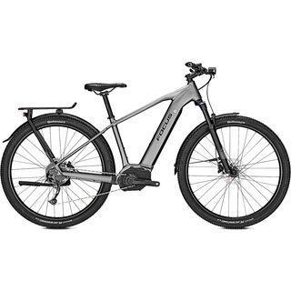 Focus Aventura² 6.7 - 29 2019, anthracite - E-Bike