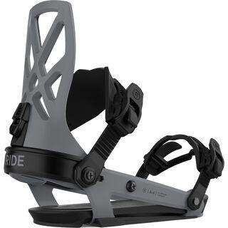 Ride A-4 2021, grey - Snowboardbindung