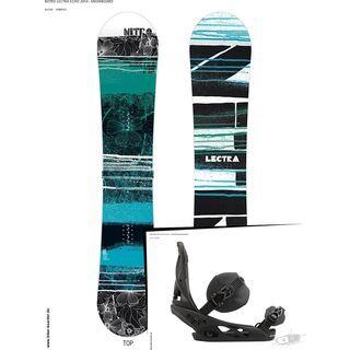 Set: Nitro Lectra Echo  + Burton Lexa (493953S)