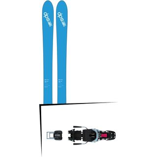 Set: DPS Skis Wailer 106 2017 + Rottefella NTN Freedom (2265601)