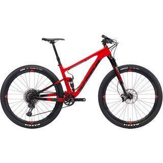 Kona Hei Hei Supreme 2018, red/black/silver - Mountainbike