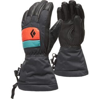 Black Diamond Kids' Spark Gloves, caspian-rust - Skihandschuhe