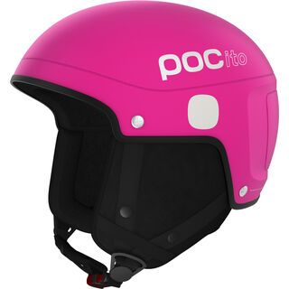 POC POCito Skull Light Helmet, fluorescent pink - Skihelm