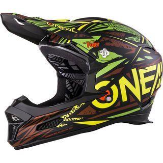 ONeal Fury RL Helmet Synthy, green - Fahrradhelm