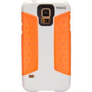 Thule Atmos X3 Galaxy S5 Hülle, white/shocking orange - Schutzhülle