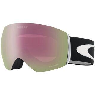 Oakley Flight Deck Prizm, matte black/Lens: hi pink iridium - Skibrille