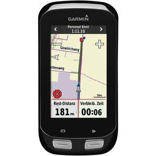 Garmin Edge 1000 (Bundle mit Brustgurt + GSC10 Sensor) - GPS-Gerät