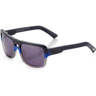 100% Burgett, oil grade/Lens: dark smoke - Sonnenbrille