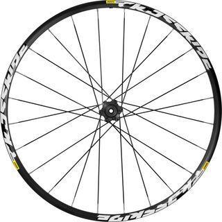 Mavic Crossride 27.5, black - Hinterrad