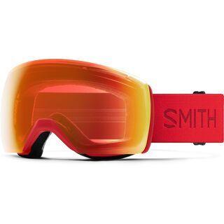 Smith Skyline XL, lava/Lens: cp everyday red mir - Skibrille