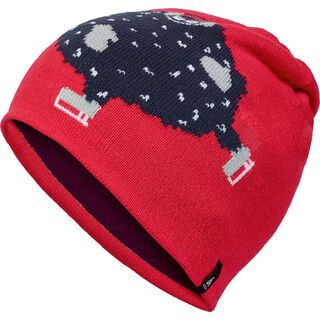 Odlo Hat Mid Gage Reversible Kids Warm, pickled beet-hibiscus - Mütze