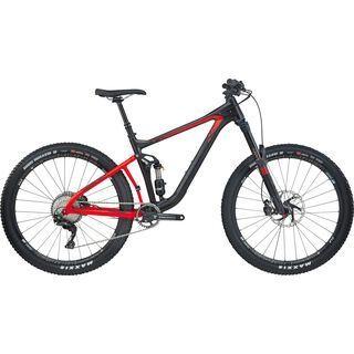 BMC Speedfox 02 Trailcrew XT 2017, black red - Mountainbike