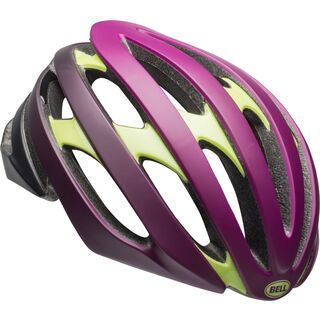 Bell Stratus MIPS, plum/pear/black - Fahrradhelm