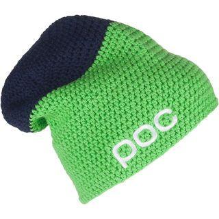 POC Crochet, Thallium Green/Dubnium Blue - Mütze