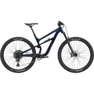 Cannondale Habit 4 2020, midnight blue - Mountainbike
