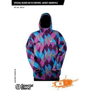 Special Blend Control Jacket, gnargyle - Snowboardjacke