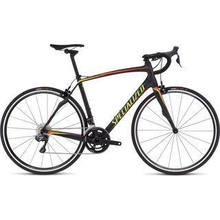 Specialized Roubaix SL4 Comp Ultegra Di2 2016, carbon/red/hyper - Rennrad