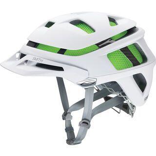 Smith Forefront, matte white - Fahrradhelm