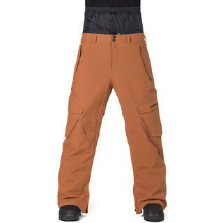Horsefeathers Barge Pants, copper - Snowboardhose