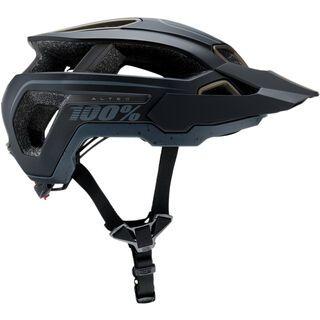 100% Altec, black - Fahrradhelm