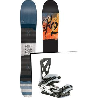 Set: K2 Ultra Dream 2017 + Nitro Phantom (1691280S)