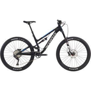 Kona Process 134 DL 2016, black/silver - Mountainbike